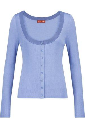 Altuzarra Dame Cardigans - Vicki wool and silk cardigan