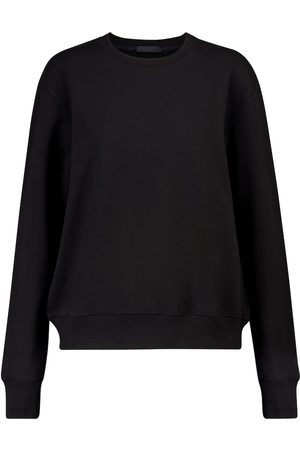 WARDROBE.NYC Dame Sweatshirts - Release 02 cotton sweatshirt
