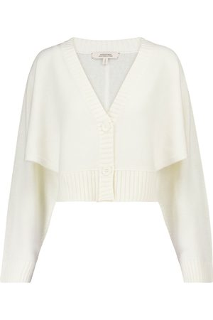 Dorothee Schumacher Modern Adventure wool and cashmere cardigan
