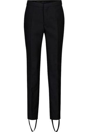 WARDROBE.NYC Release 05 high-rise merino wool pants