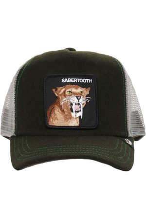 Goorin Bros. Herre Hatter - Sabretooth Trucker Hat W/patch