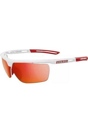 Salice Solbriller 019 CRX with Bronze Lens BIANCO/RW ROSSO