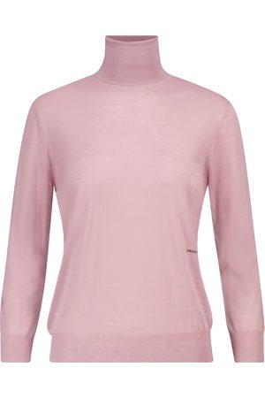 Prada Wool turtleneck sweater
