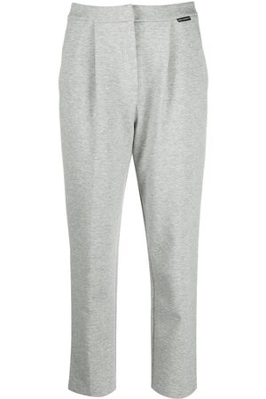Karl Lagerfeld Dame Chinos - Tailored jersey trousers