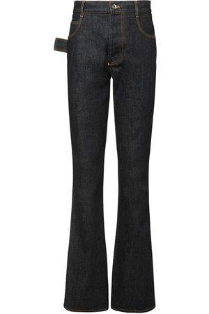 Bottega Veneta Dame Bootcut - Raw Flared Jeans