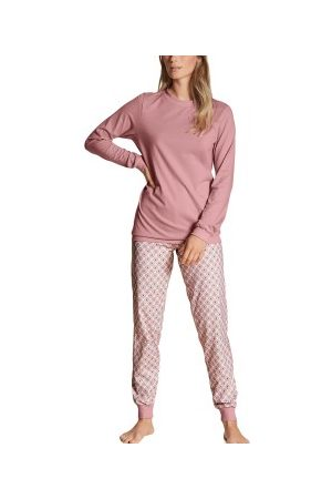 Calida Calida Lovely Nights Pyjama With Cuff