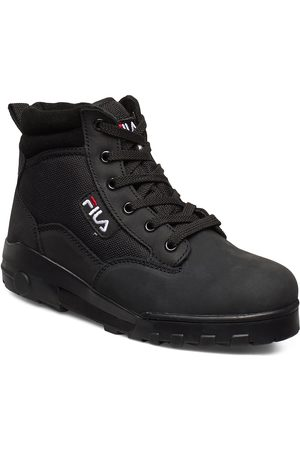 Fila Grunge Ii Mid Wmn Shoes Boots Ankle Boots Ankle Boot - Flat