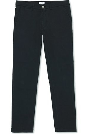 NN.07 Herre Chinos - Marco Slim Fit Stretch Chinos Dark Grey