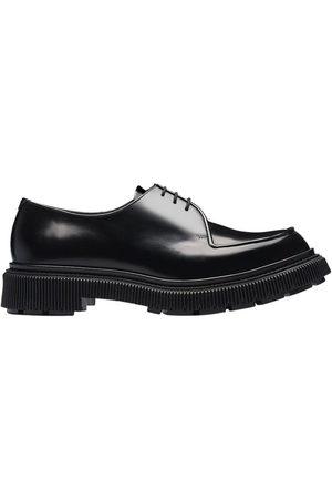 ADIEU PARIS Dame Loafers - Type 124 leather derbies