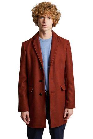 L'exception Paris Virgin wool overcoat