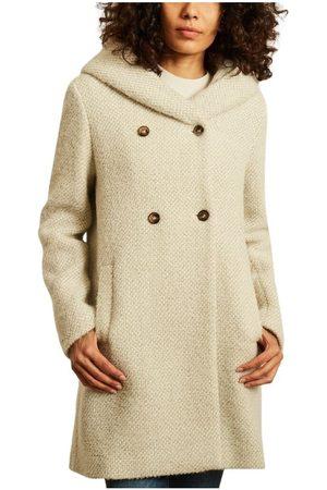 Trench & Coat Ricoux mid-length hooded coat