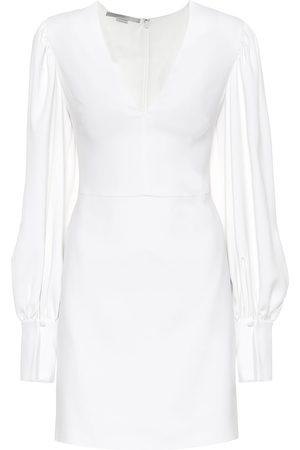 Stella McCartney Crêpe mini dress