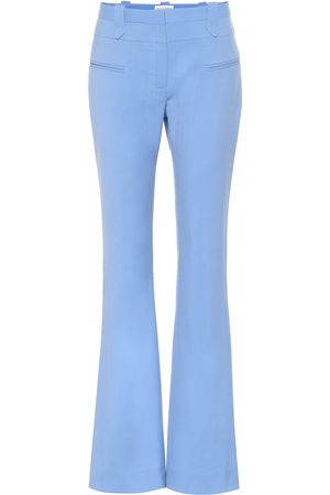 Altuzarra Serge stretch wool bootcut pants