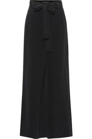 Etro Wide-leg silk pants