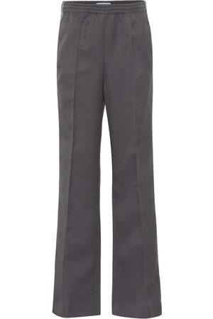 Prada Straight-fit trackpants