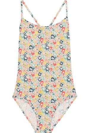 BONPOINT Floral swimsuit