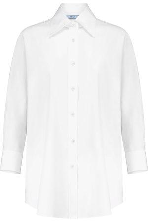 Prada Cotton poplin shirt