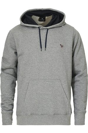Paul Smith Zebra Hoodie Grey Melange