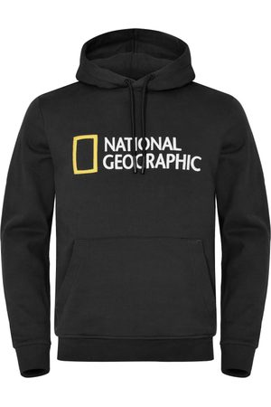 NATIONAL GEOGRAPHIC Logo-hoodie