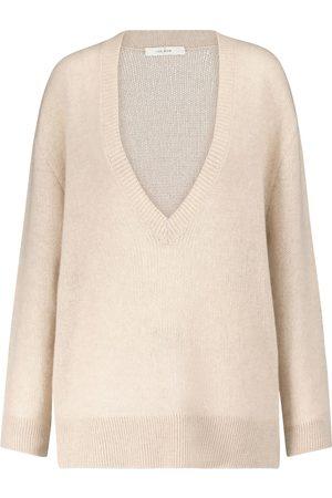 The Row Baudelia cashmere sweater