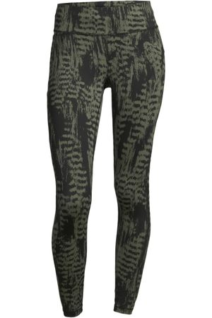 Casall Dame Tights - Women's Iconic Printed 7/8 Tights