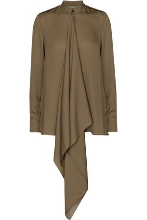 Roland Mouret Hallow silk blouse