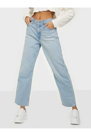 Levi's Dame Straight - Loose Straight Wb Low Blow