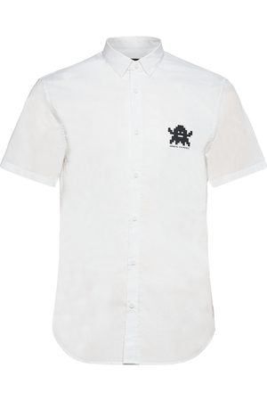 Armani Herre Kortermede - Shirt Kortermet Skjorte