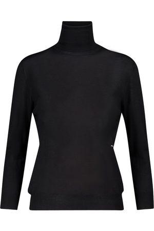 Prada Virgin wool turtleneck sweater