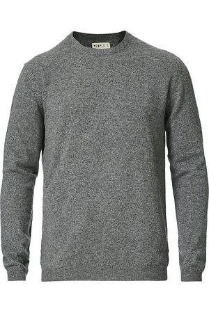 People´s Republic of Cashmere Cashmere Roundneck Heather Grey