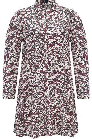 Ganni Dame Hverdagskjoler - Floral print kjole