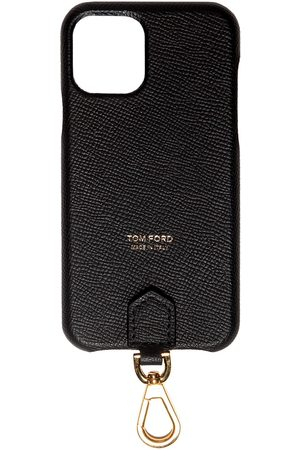 Tom Ford Logo I Phone 11 Pro Cover W/ Neck Strap