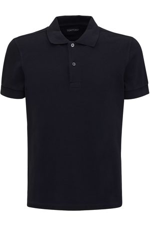 Tom Ford Garment Dyed Cotton Polo