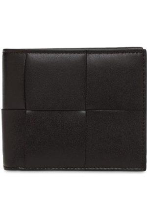 Bottega Veneta Herre Lommebøker - Maxi Intreccio Leather Billfold Wallet