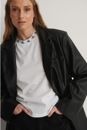 Calvin Klein T-Skjorte Med Logo