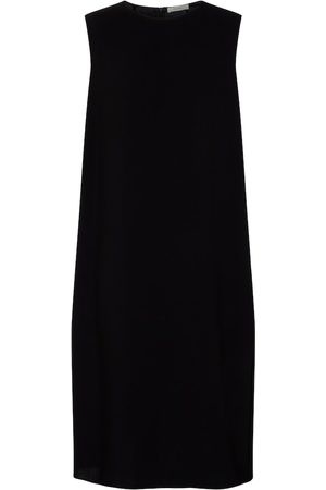 The Row Mirna crêpe midi dress