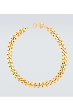 Orit Elhanati X Charley gold-plated necklace