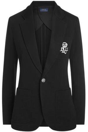 Polo Ralph Lauren Double Knit Jacuard Blazer
