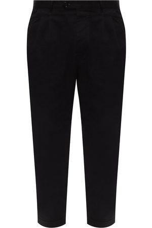 Armani Tapered leg trousers