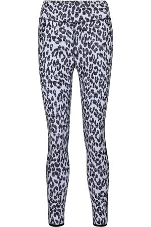 The Upside Dance leopard-print leggings