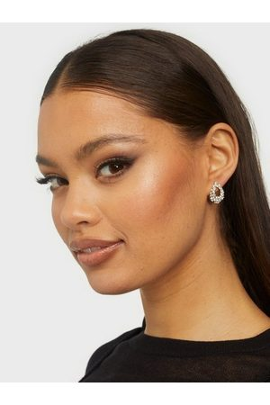 LILY AND ROSE Petite Alice Earrings Crystal Gold