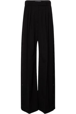 Max Mara Kirsch wide-leg virgin wool pants
