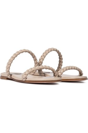 Gianvito Rossi Dame Sandaler - Marley leather sandals