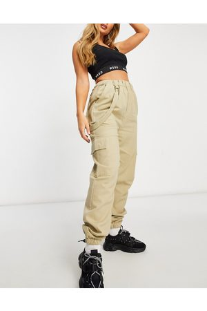 Missguided Co-ord cargo pant in