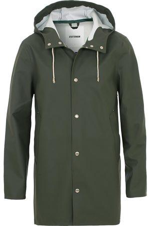 Stutterheim Herre Regnjakker - Stockholm Raincoat Green