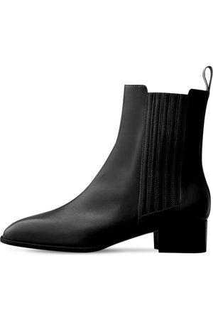 Aeyde 40mm Neil Leather Ankle Boots