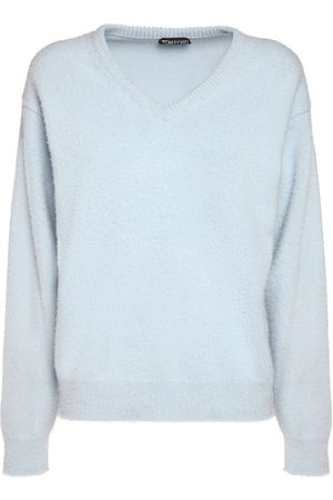 Tom Ford V-neck Cashmere Knit Sweater