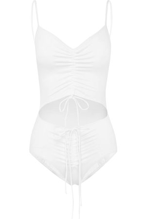CHRISTOPHER ESBER Disconnect Lycra One Piece Swimsuit