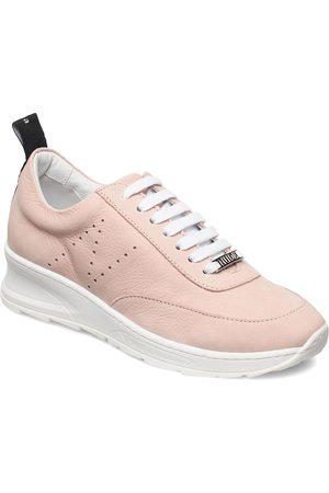 Nude of Scandinavia Peggy Lave Sneakers Hvit