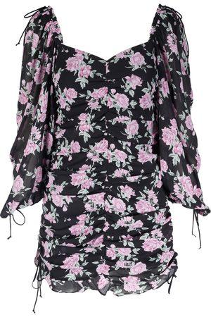 Kayani Varity Ruffle Mini Dress